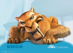 Fonds d'écran Dessins Animés Diego