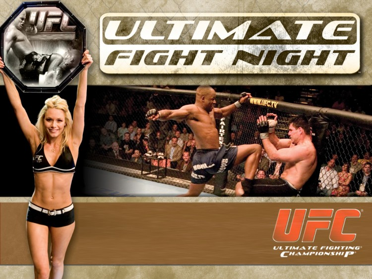Fonds d'écran Sports - Loisirs Sport de Combat Ultimate fighting