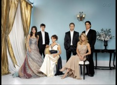 Fonds d'écran Séries TV the OC cast s4