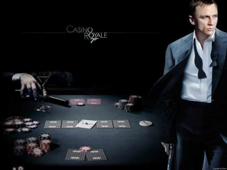 Wallpapers Movies 007 James Bond - Casino Royale Casino royale - 007