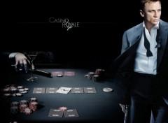 Fonds d'écran Cinéma Casino royale - 007