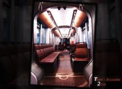 Wallpapers Various transports Tram - bxl