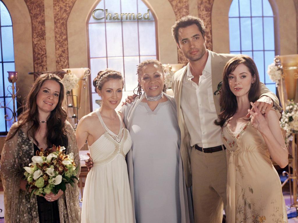 Fonds d'écran Séries TV Charmed Charmed final