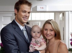 Fonds d'écran Séries TV 7th a new family
