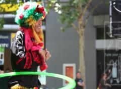 Fonds d'écran Hommes - Evênements street artist