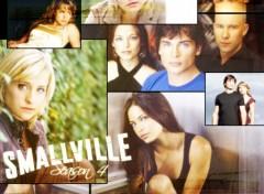 Fonds d'écran Séries TV smallville