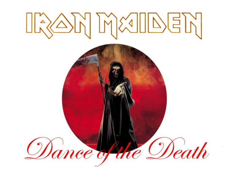 Wallpapers Music Iron Maiden dance of the death