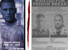 Wallpapers TV Soaps Prison break !