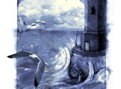 Wallpapers Digital Art le phare