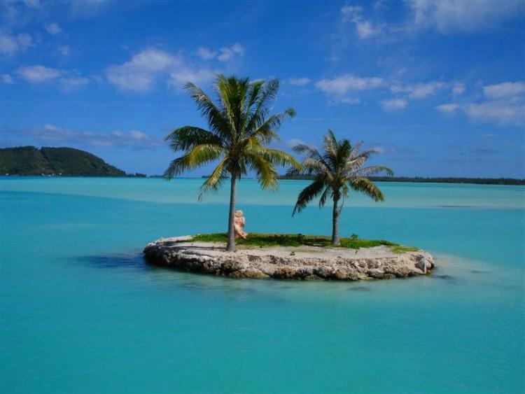 Fonds d'écran Nature Iles Paradisiaques iles du pacific sud