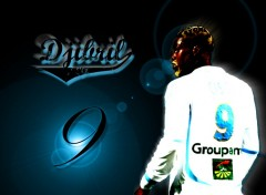 Fonds d'écran Sports - Loisirs Djibril Cissé 2