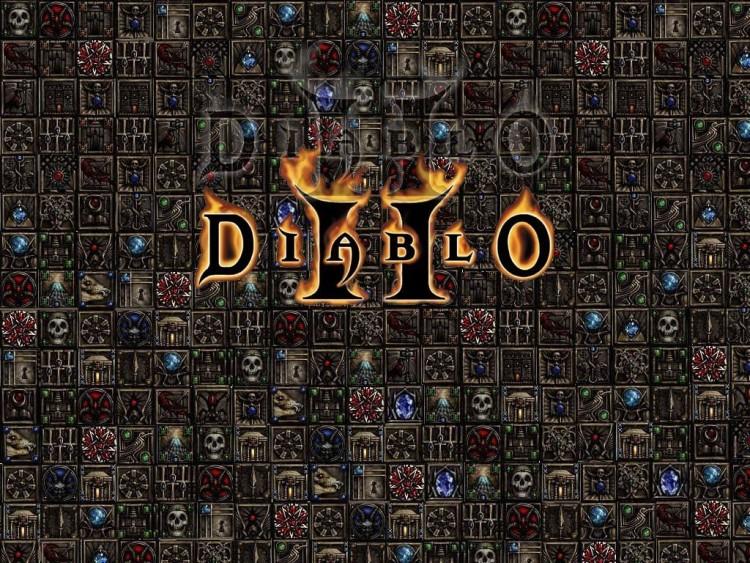 Wallpapers Video Games diablo 2. »