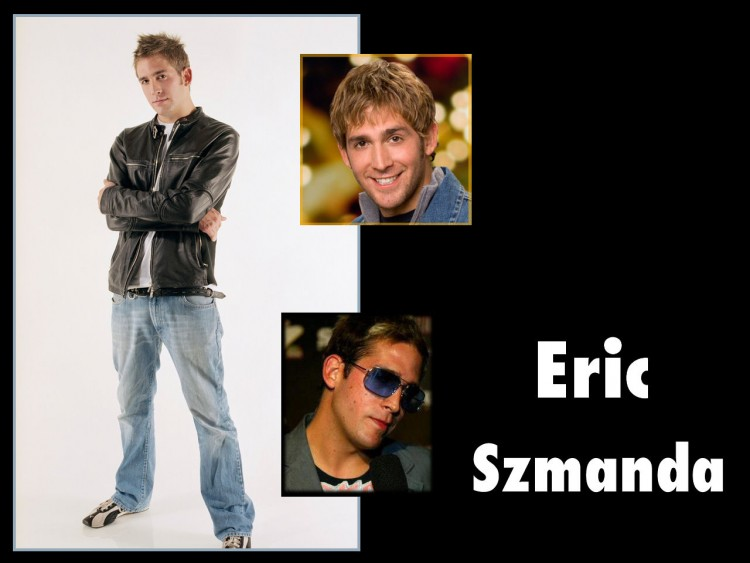 Fonds d'écran Célébrités Homme Eric Szmanda Wallpaper N°160356