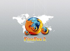 Fonds d'écran Informatique Fire Fox 2.0