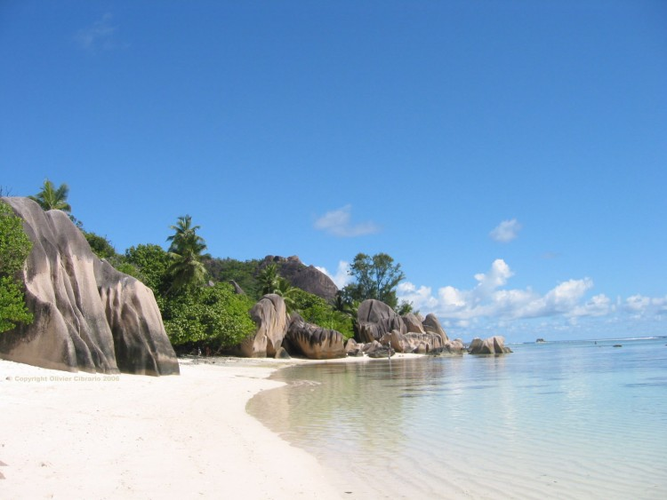 Wallpapers Nature Paradisiac Islands Anse Source d'Argent