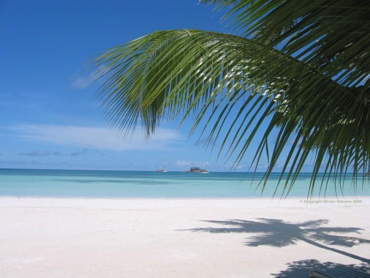 Wallpapers Nature Paradisiac Islands Plage du Paradise Sun