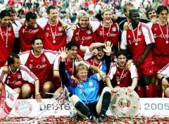 Fonds d'écran Sports - Loisirs Bayern Munich