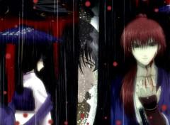 Wallpapers Manga Kenshin et Tomoe