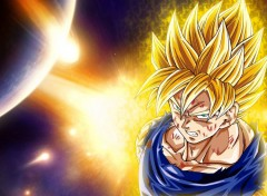 Wallpapers Manga Goku~Sayajin/Namek