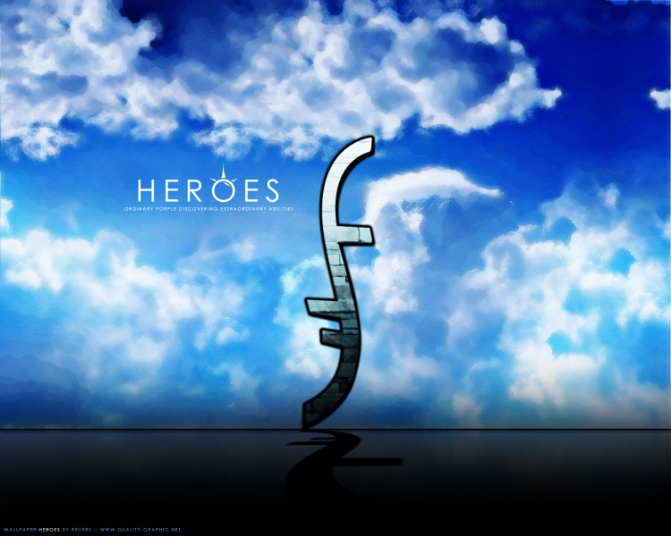 Wallpapers TV Soaps Heroes Symbole ADN