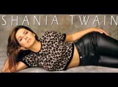 Fonds d'écran Musique Shania Twain