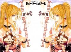 Fonds d'écran Manga MisaMisa