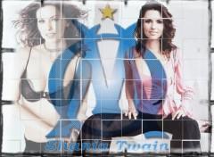 Fonds d'écran Musique Shania Twain / OM