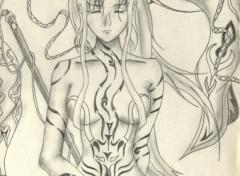 Fonds d'écran Art - Crayon Makko