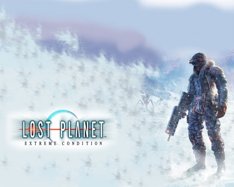 Wallpapers Video Games Lost Planet Extreme Condition Lost Planet Extreme Condition