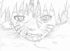 Fonds d'écran Art - Crayon Naruto+++