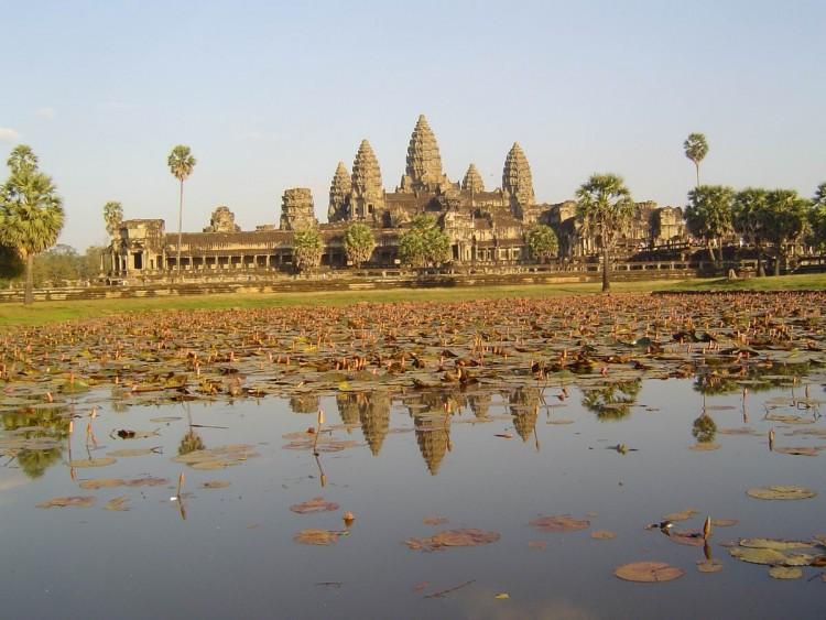 Wallpapers Trips : Asia Cambodia Angkor Wat