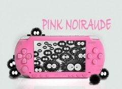 Wallpapers Cartoons pink noiraude groupe