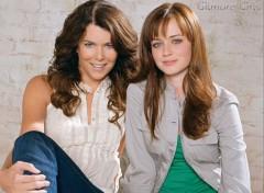 Fonds d'écran Séries TV Gilmore Girls s7