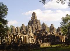 Fonds d'écran Voyages : Asie Bayon, Angkor