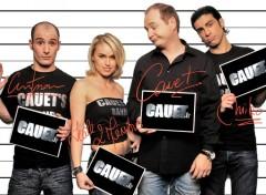 Fonds d'écran Séries TV Team Cauet