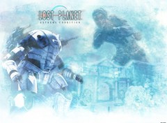 Wallpapers Video Games Lost Planet - 01