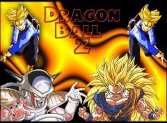 Fonds d'écran Manga Dragon Ball Z