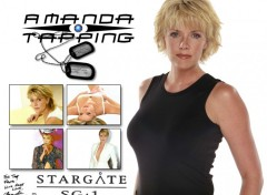 Wallpapers Celebrities Women Amanda Tapping For Fan