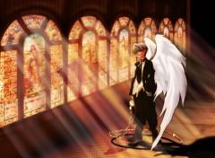 Fonds d'écran Manga hiwatari