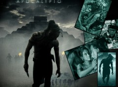 Fonds d'écran Cinéma Apocalypto