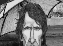 Fonds d'écran Art - Crayon Arno Klarsfeld
