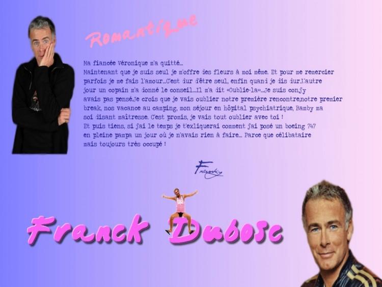Fonds d'écran Célébrités Homme Franck Dubosc Franck Dubosc