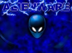 Fonds d'écran Informatique Alien Ware