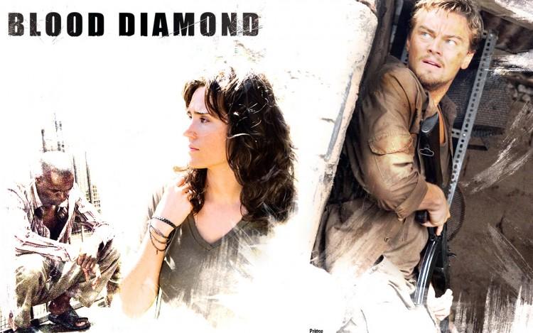 Wallpapers Movies Wallpapers Blood Diamond Wallpaper N