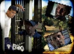 Fonds d'écran Séries TV T-Bag Prison break