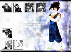 Wallpapers Manga Vegeto