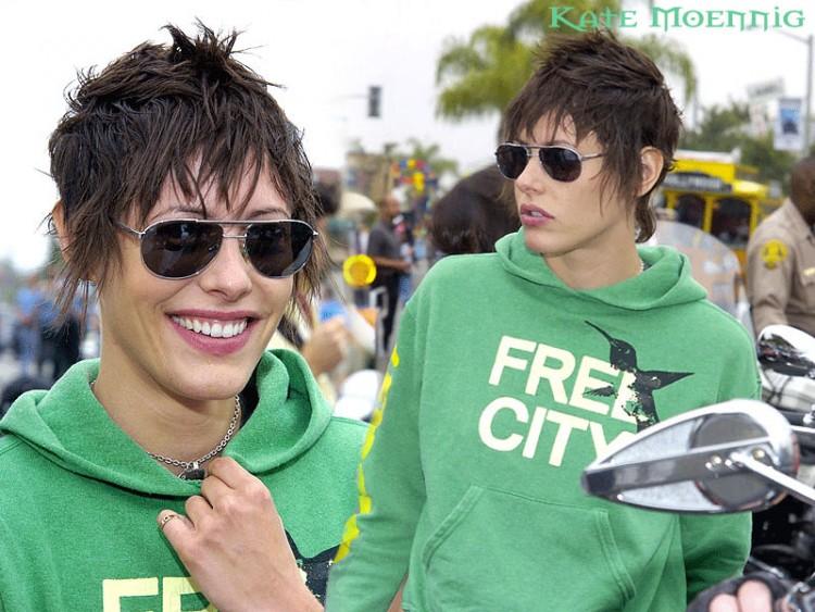Fonds d'écran Célébrités Femme Katherine Moennig Kate Moennig