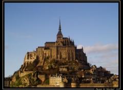 Wallpapers Trips : Europ le Mont st Michel