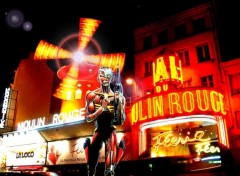 Wallpapers Music moulin rouge