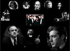 Fonds d'écran Cinéma Le Parrain
